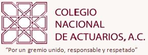 Colegio Nacional De Actuarios, A.C.