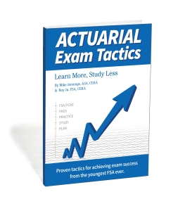 Actuarial Exam Tactics Book